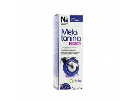 N+S MELATONINA GOTAS 30 ML