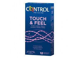 PRESERVATIVO CONTROL TOUCH & FEEL 12 UDS